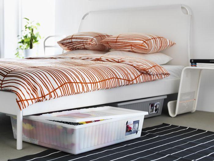 Ikea Nederland Interieur Online Bestellen Under Bed Storage Containers Under Bed Storage Bedroom Storage