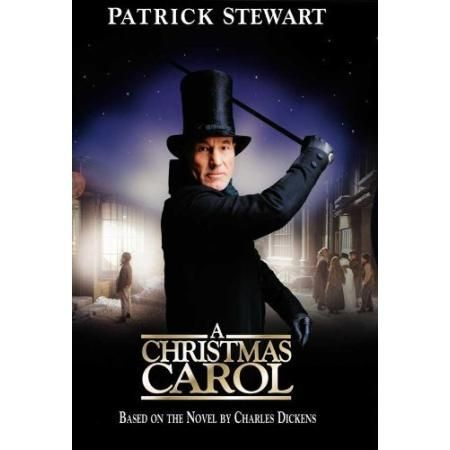 A Christmas Carol Movie Poster (11 x 17 Inches - 28cm x 44cm) (1999) Style A -(Patrick Stewart ...