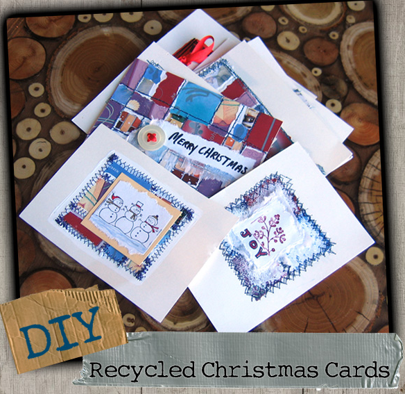 Recycle christmas cards for next year i did this in college will recycle christmas cards for next year i did this in college will have to m4hsunfo