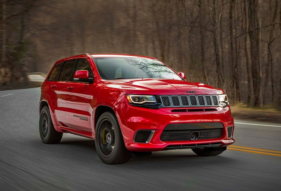 Jeep Grand Cherokee Trackhawk Jeep Grand Cherokee Jeep Grand Cherokee Srt Jeep Grand