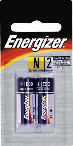 Energizer Max N Size 2 Count 3 15 Alkaline Battery Energizer Battery Energizer