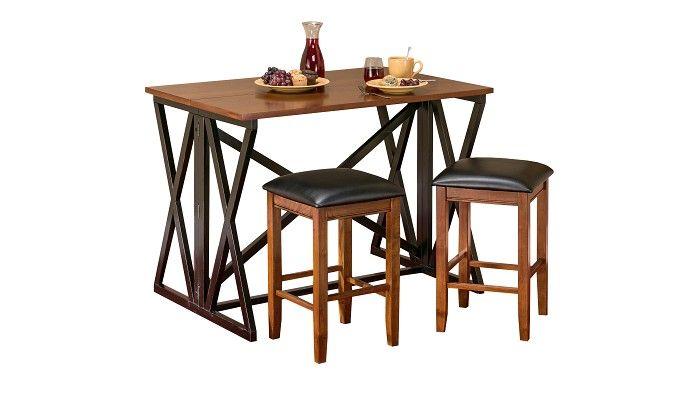 Best Slumberland Furniture Sienna Collection 3 Pc Breakfast 400 x 300