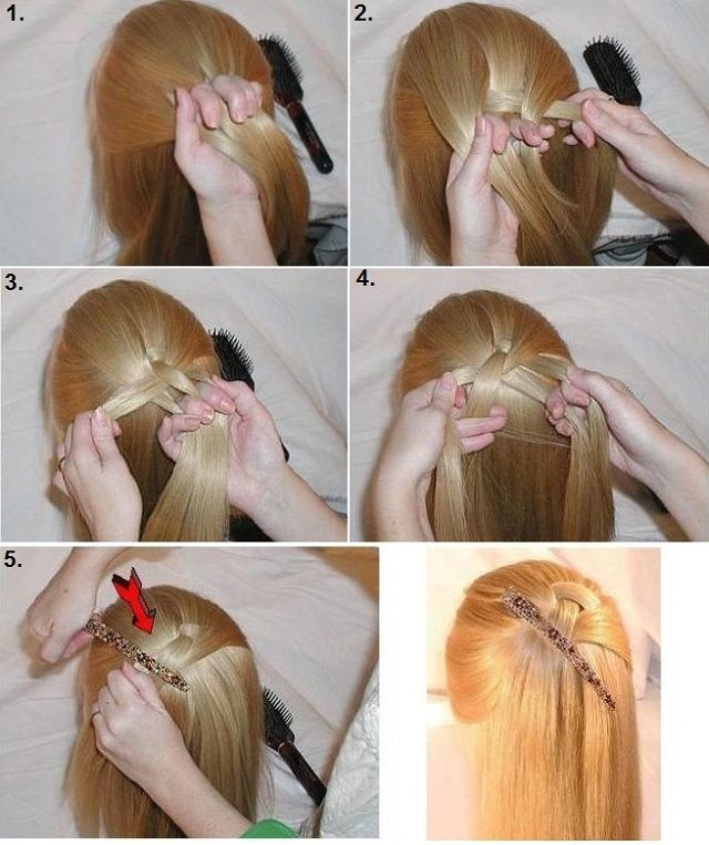 Easy Hairstyle For Special Occasions Alldaychic Easy Hairstyles Special Occasion Hairstyles Hair Styles