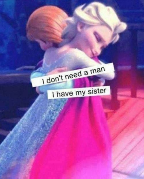 Frozen Sister Quote 3. Picture Quotes. | Sister Quotes | Frozen