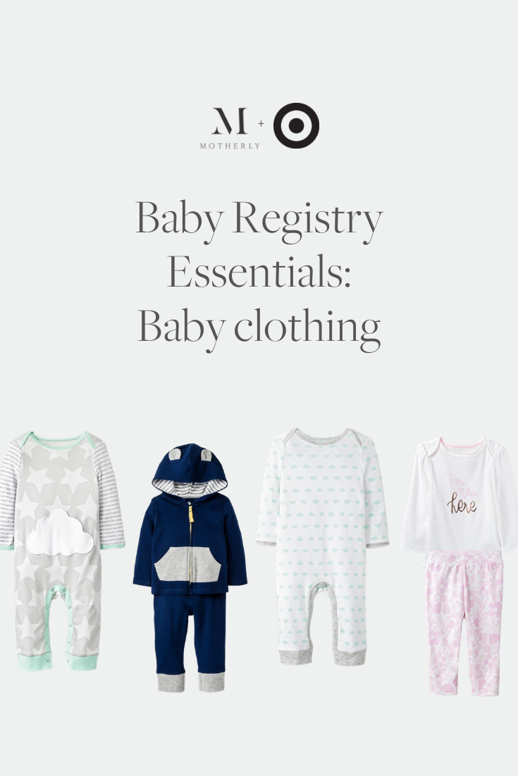 4 must-haves for baby's (perfectly adorable) wardrobe ...