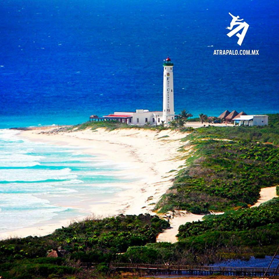 La playa y parque ecotur stico punta sur es la reserva - Paisajes de australia ...