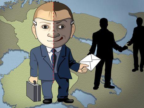 Useat yritykset myöntävät: lahjonta ja korruptio yleistä Suomessa