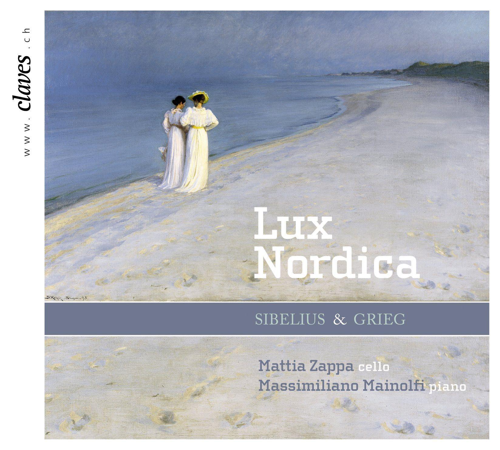 Duo Zappa / Mainolfi - Jean Sibelius (1865-1957): Two Pieces, Op. 77