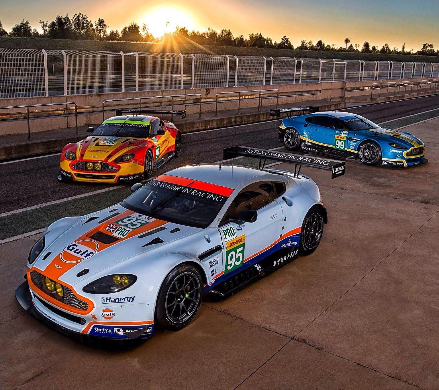Aston Martin Race Car