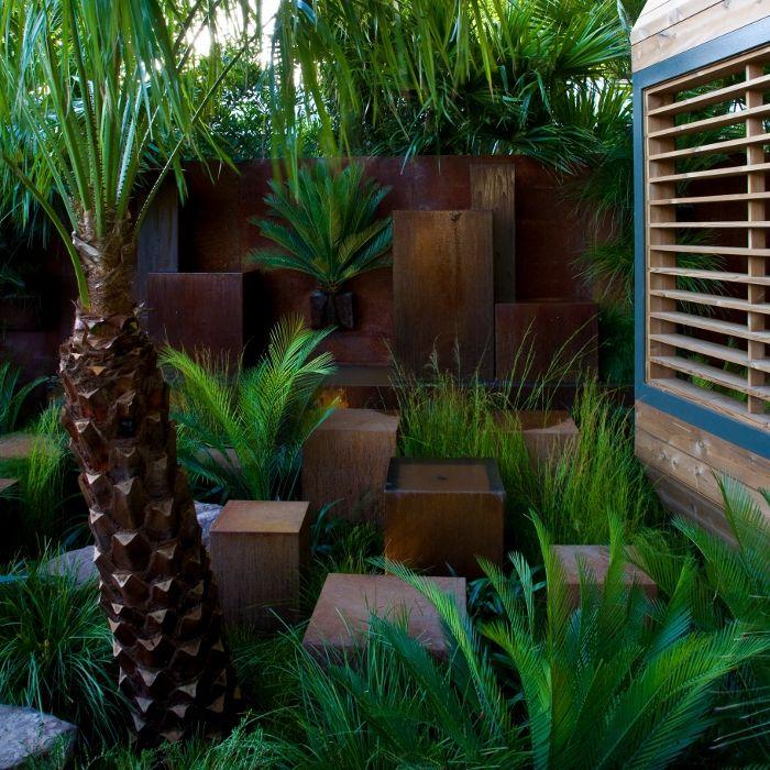 Landform Consultants - RBG Melbourne | Garden design ...