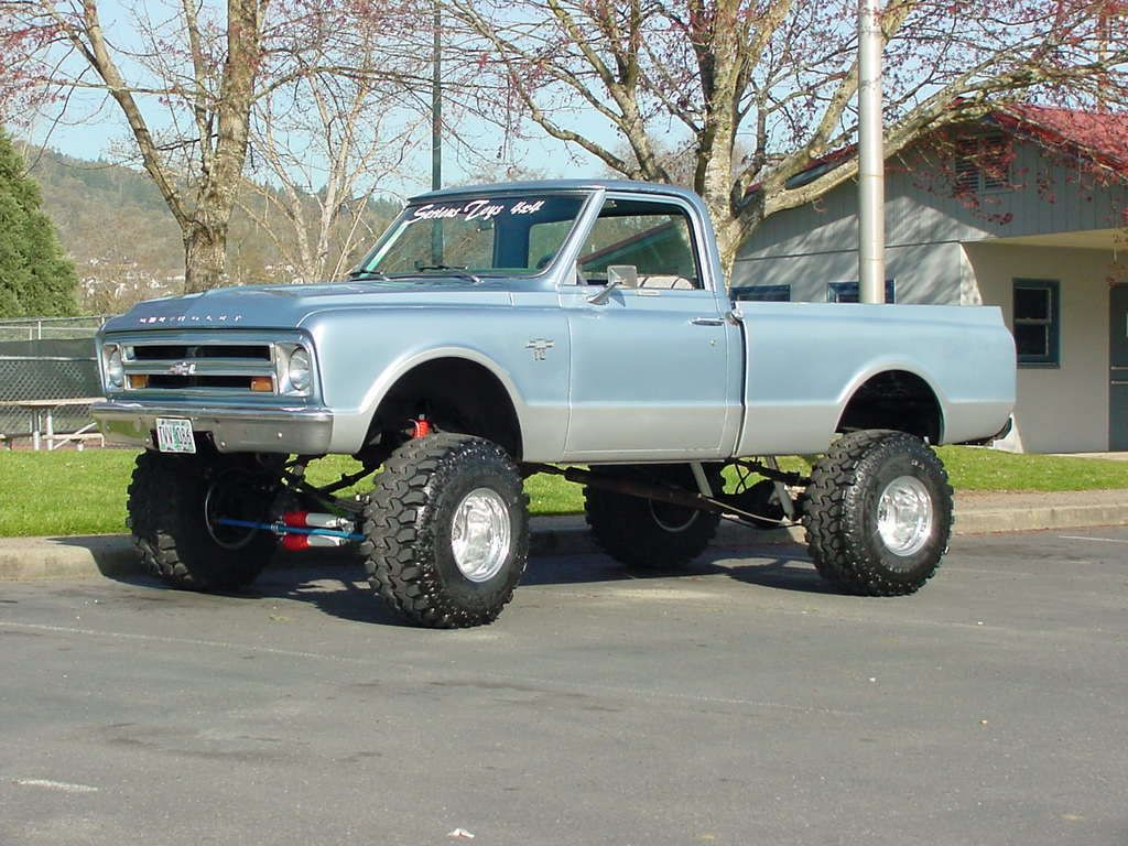 Truck 67 72 chevy truck for sale : 4x4 Pick Up For Sale | Chevrolet Photo Gallery - Pictures of 4x4 ...