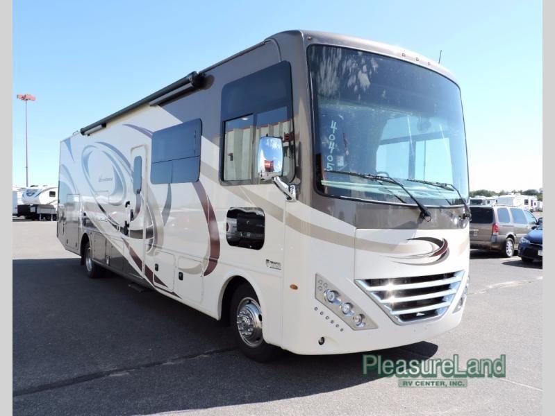 New 2018 Thor Motor Coach Hurricane 34j Motor Home Class A At