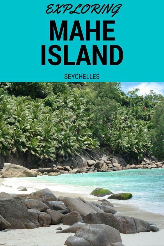 A look at the stunningly beautiful Mahe Island, the main island of the Seychelles.