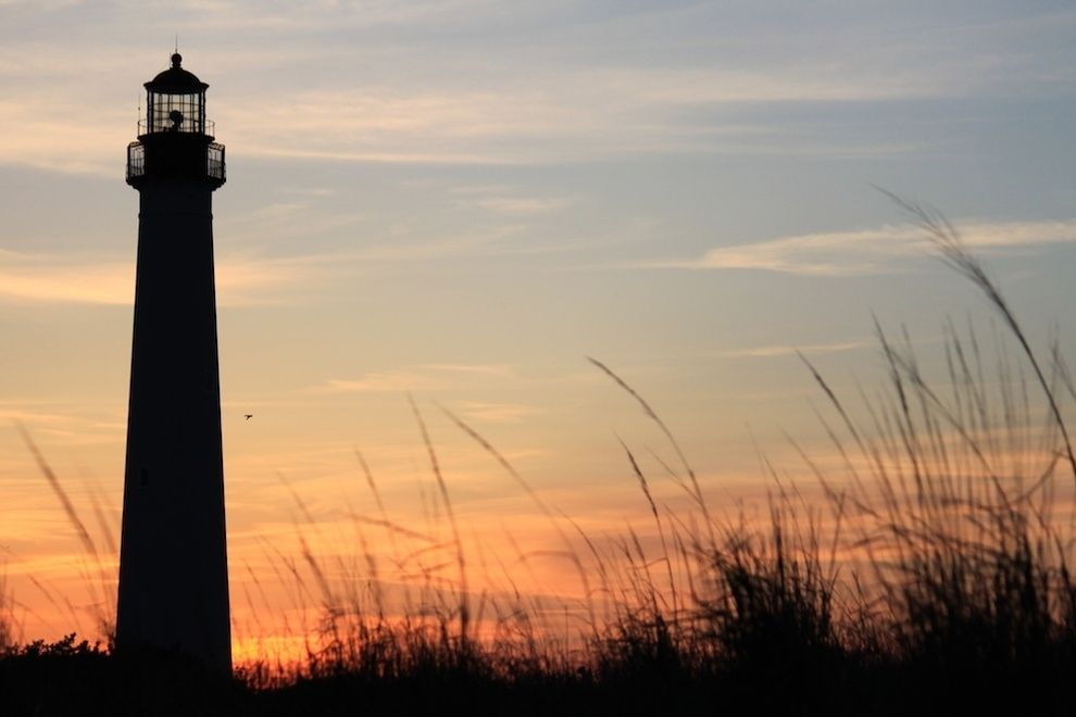 New Jersey is home to 11 lighthouses. How many lighthouses you got, Kansas?   32 Nature Photos That Prove New Jersey Ain't The Armpit Of America