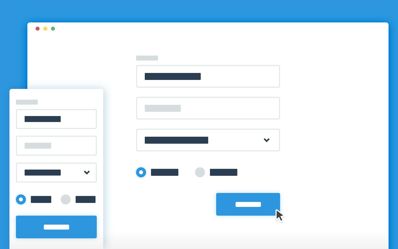 Css contact form cool web dev tools pinterest contact form css contact form malvernweather Gallery