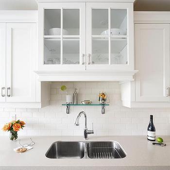 Shelf Above Kitchen Sink Design Ideas Kitchen Sink Decor Solid Surface Countertops Kitchen Kitchen Without Window