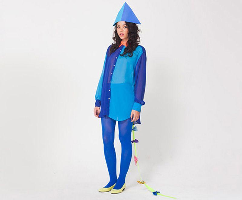 Kite Halloween Costume Idea From American Apparel Halloween