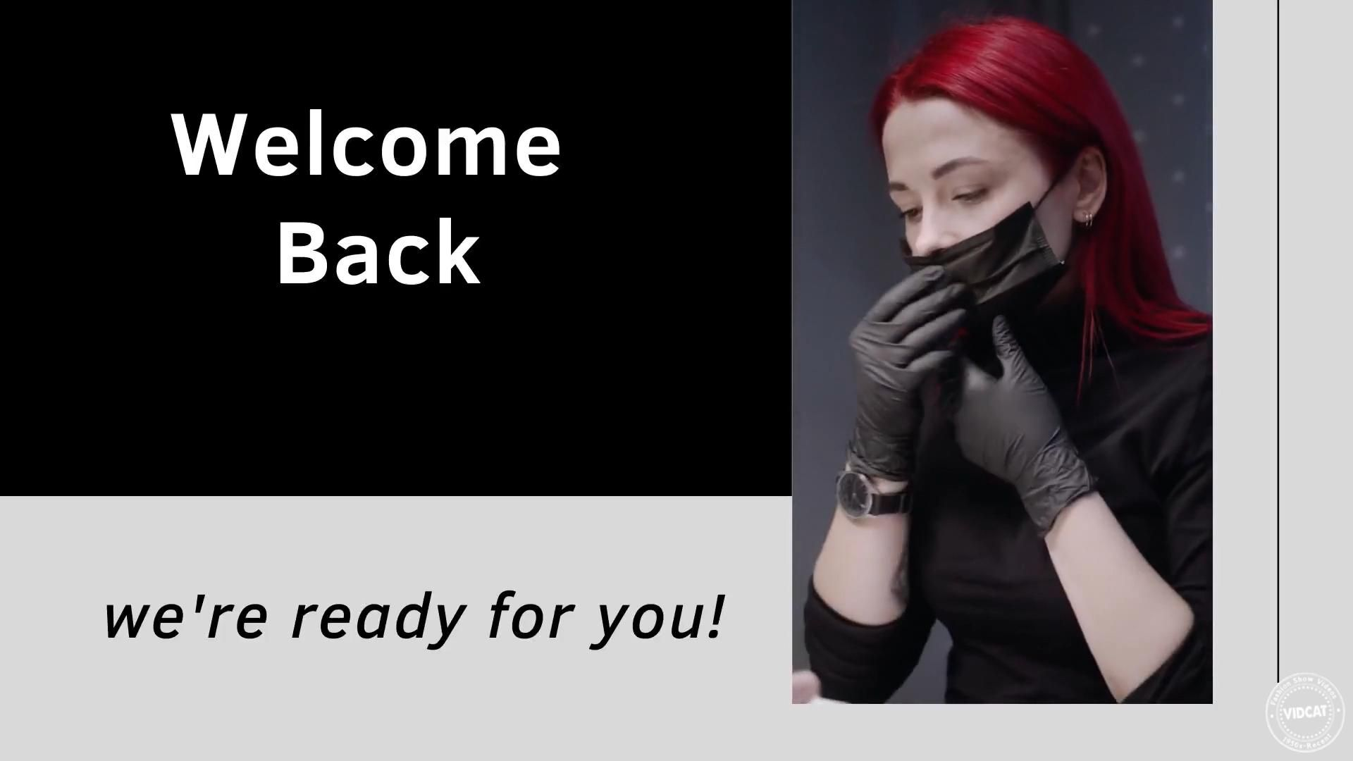 Welcome Back Video For Salons and Spas -   22 beauty Videos salon ideas