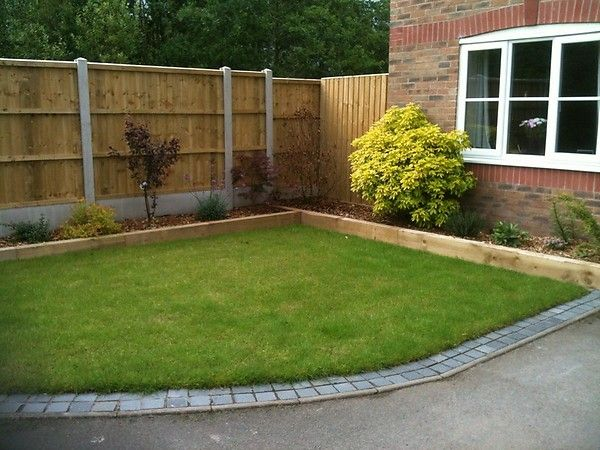 Garden borders and edging ideas australia garden borders for Garden decking borders