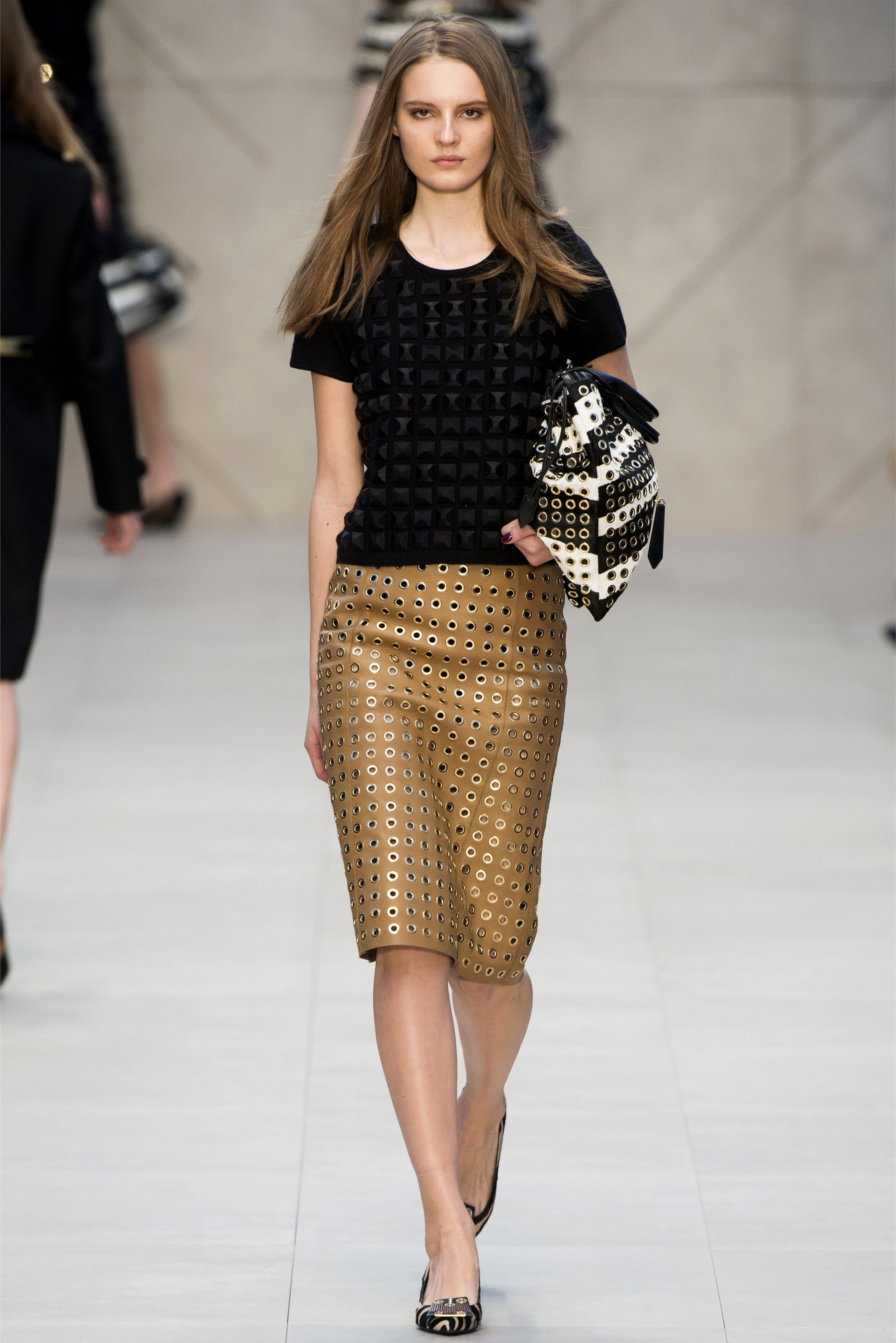 Burberry Prorsum  Fall Winter 2013-14