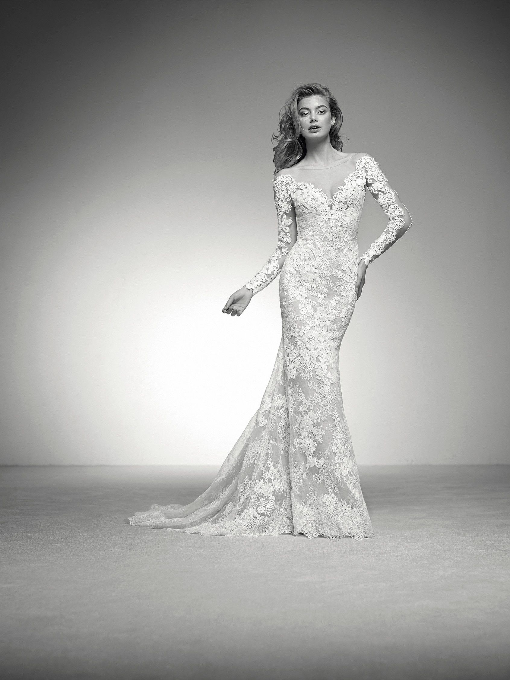 Wedding dress chantilly pronovias collection things i love