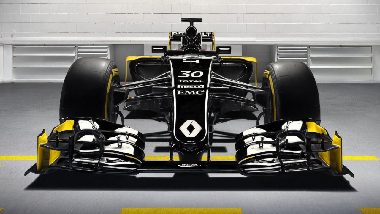 Renault first to unveil F1 car for 2016 #MattLeBlanc...: Renault first to unveil F1 car for 2016 #MattLeBlanc… #MattLeBlanc