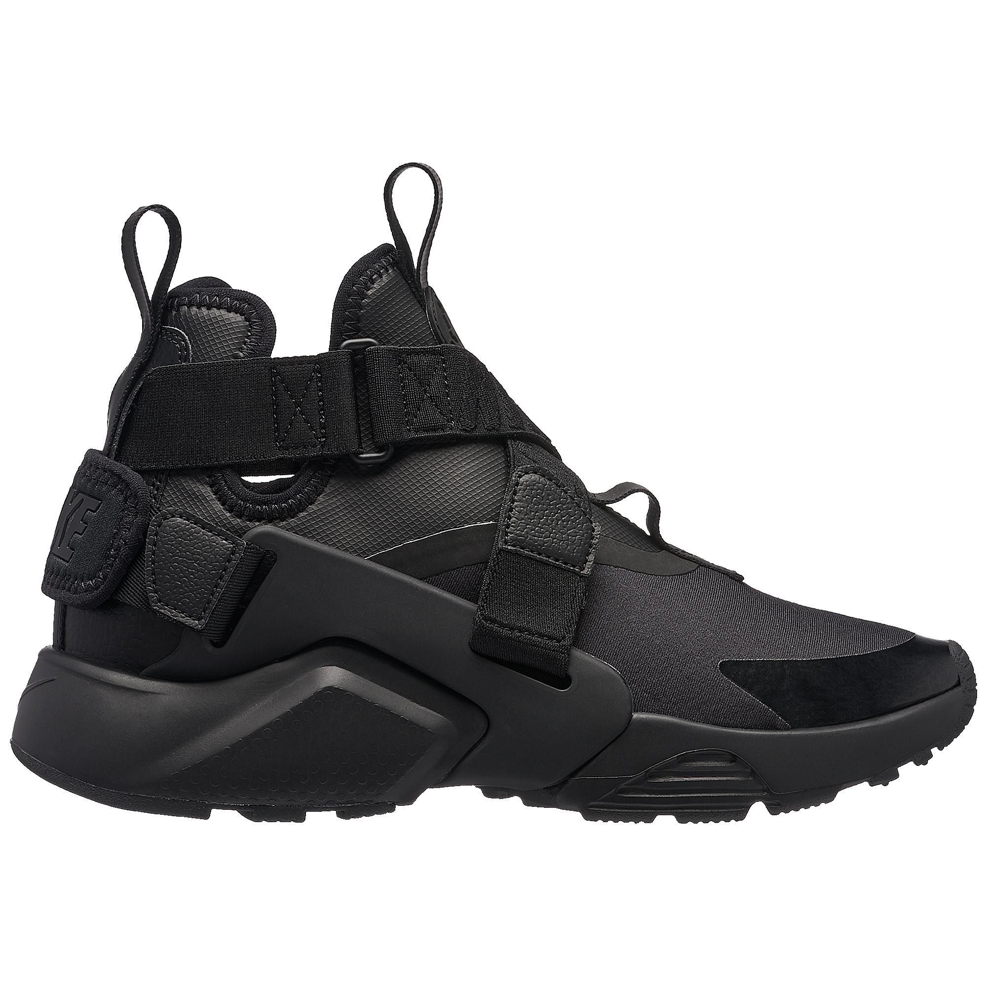 Girls' Grade School | Black nike shoes