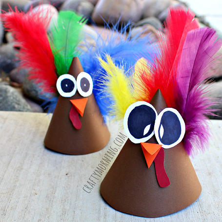 Thanksgiving Crafts Pinterest