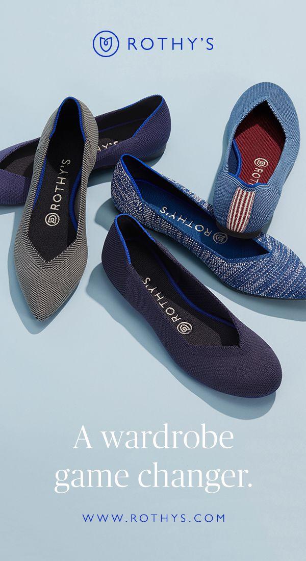 4e32e38e65 The ease of a sneaker with the polish of a feminine flat.