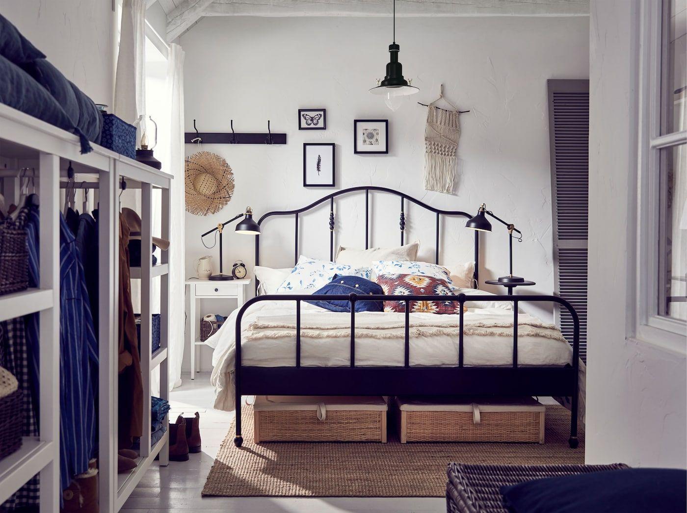 Personalise Your Own Multitasking Bedroom Dizajn Spalen Chernye