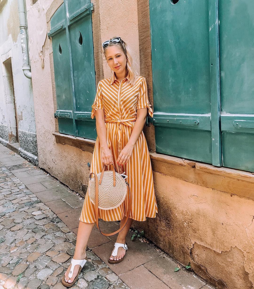 langes sommerkleid von mango | people, fashion, some people