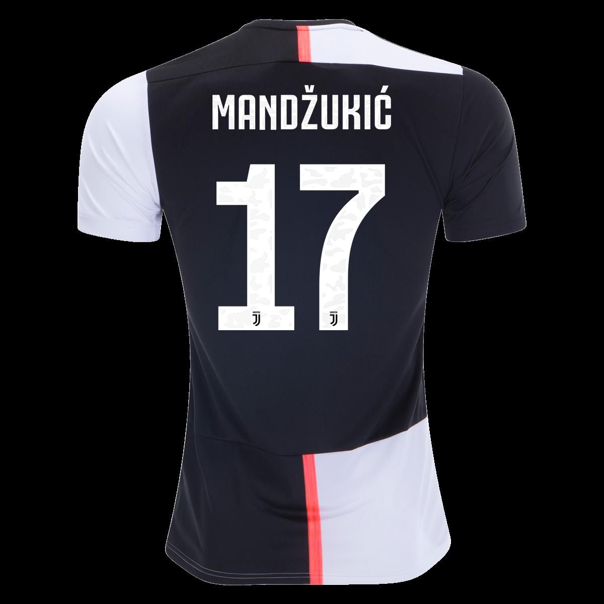 adidas Mario Mandzukic Juventus Home Jersey 19/20-3xl   Calcio ...