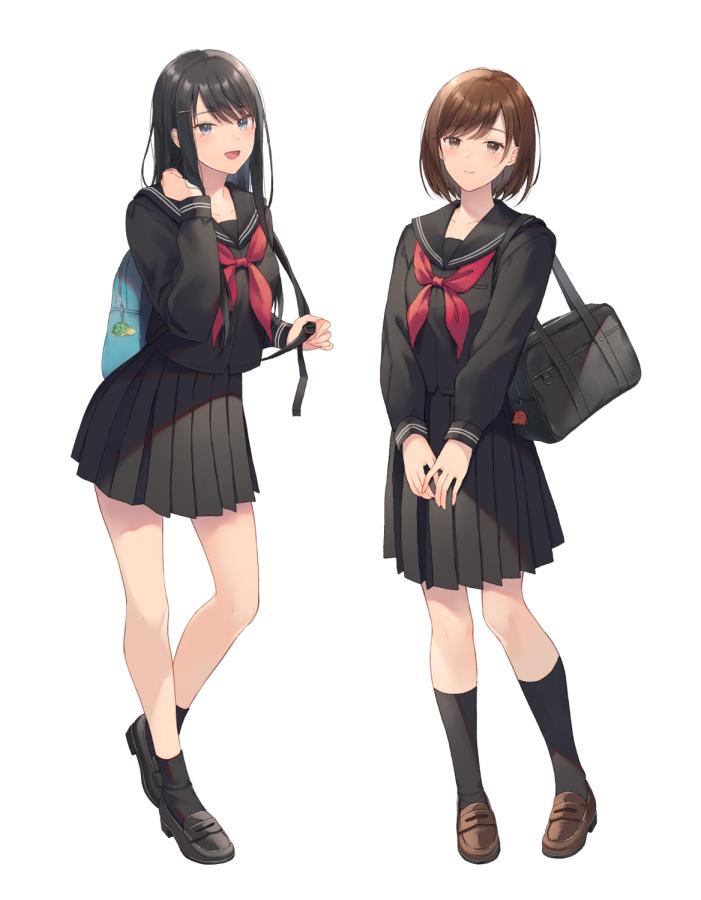 High School Uniforms Original