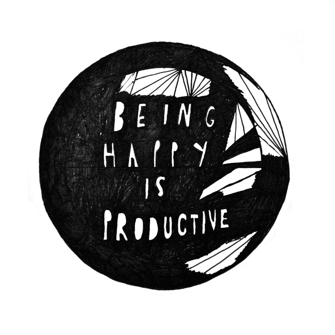 Being Happy