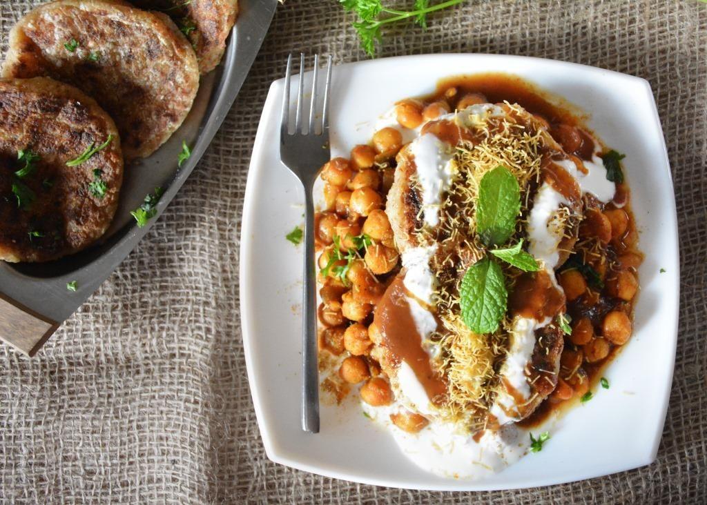 pin on اكلات هندية on hebbar s kitchen recipes aloo tikki id=24524