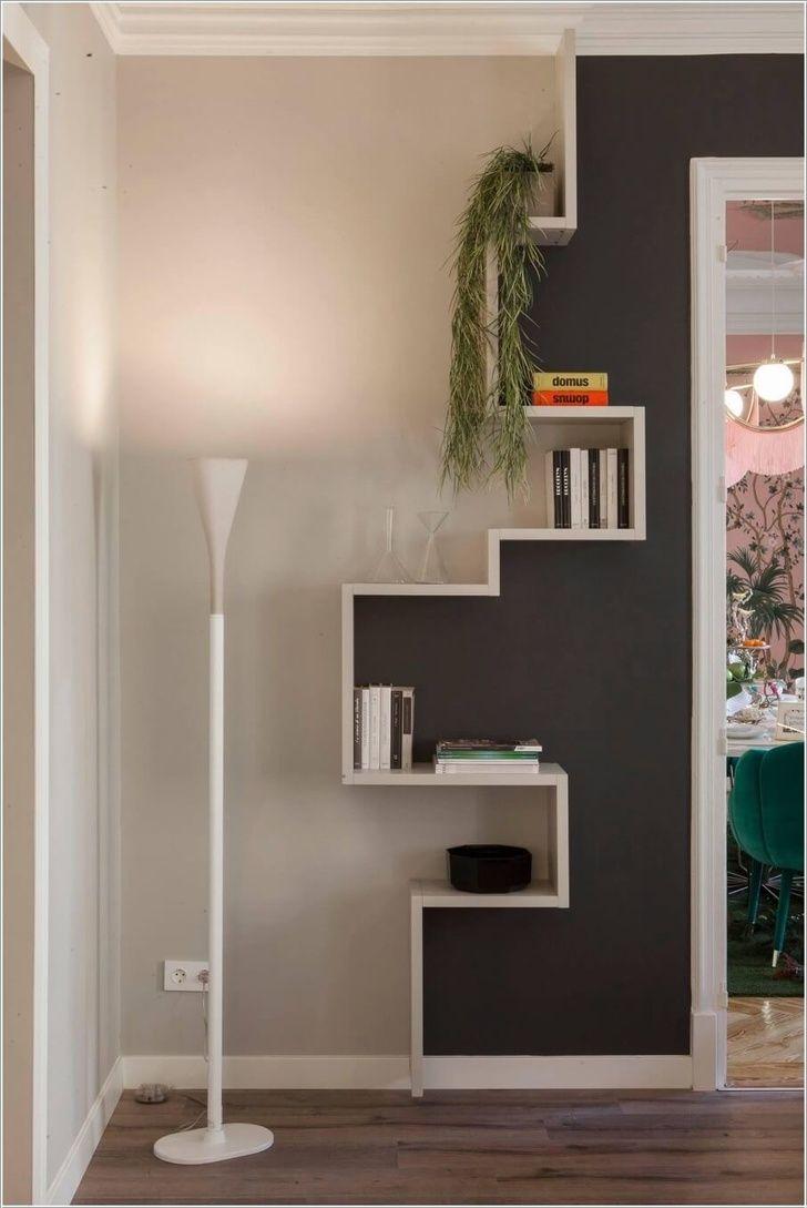22 Idées pour économiser de lespace et pour rendre nimporte quel appartement de petite surface plus accueillant