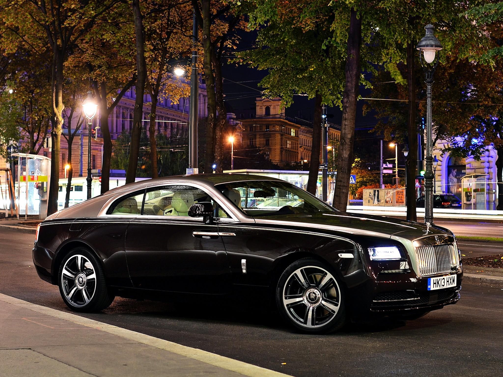 Rolls Royce Wraith Wallpaper High Quality With Resolution 2048x1536 Px 60026 KB