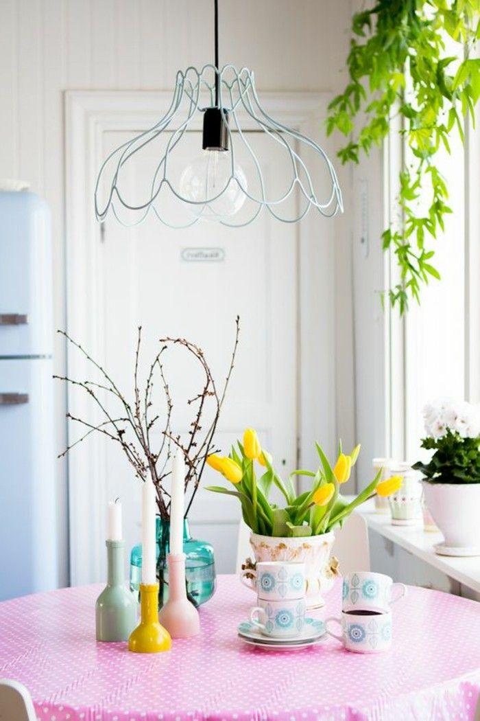 Diy Deko Wohnung Ideen Wie Sie Den Fruhling Nach Hause Holen
