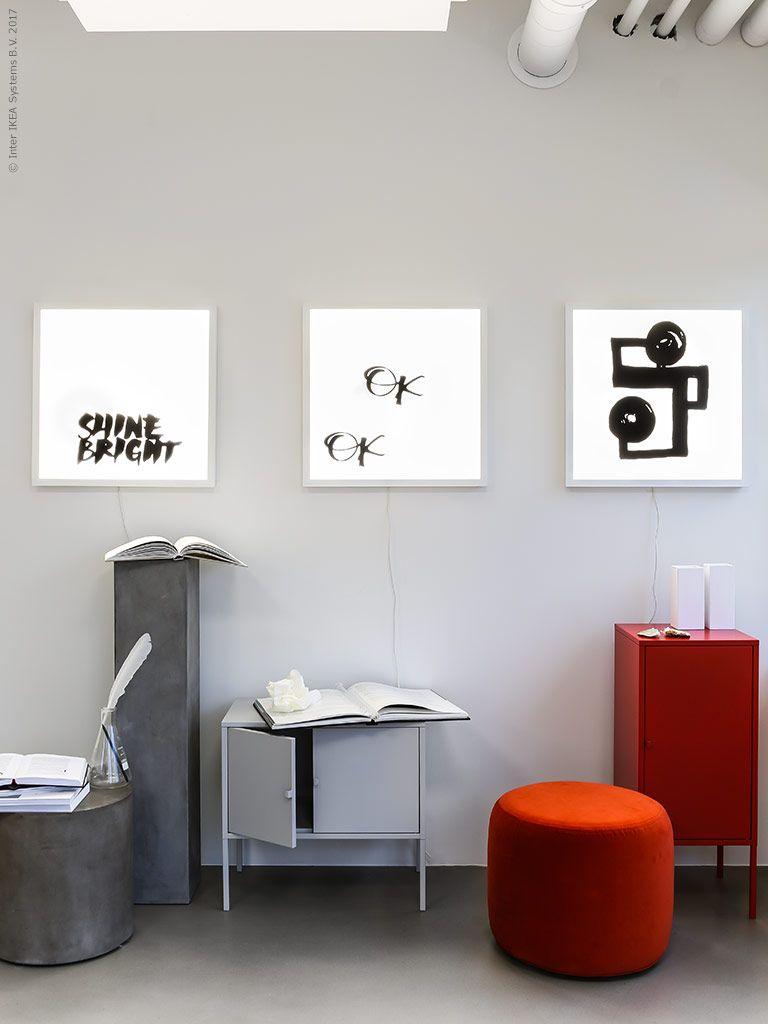 Ikea Livet Hemma Inredning Och Inspiration For Hemmet Light