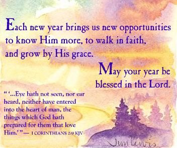 Hope each year God blesses you more than the year before!
