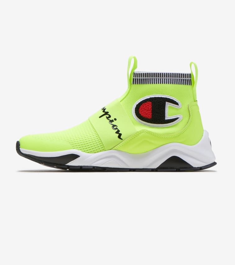 Rally Pro High-top Sneakers