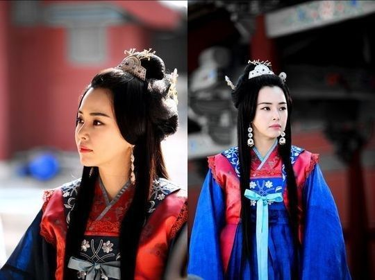 The 9 Most Epic Historical Drama Hairstyles Asian Beauty Hair