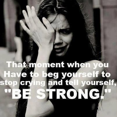 that moment when you have to beg yourself to stop crying - Google Search