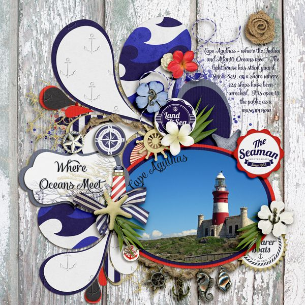 Kit: Set Sail Bundle - Meagan's Creations Template: Make a splash - Fiddle-dee-dee Designs Font: Salamander Script