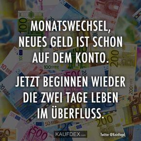 Geld Zitate Lustig