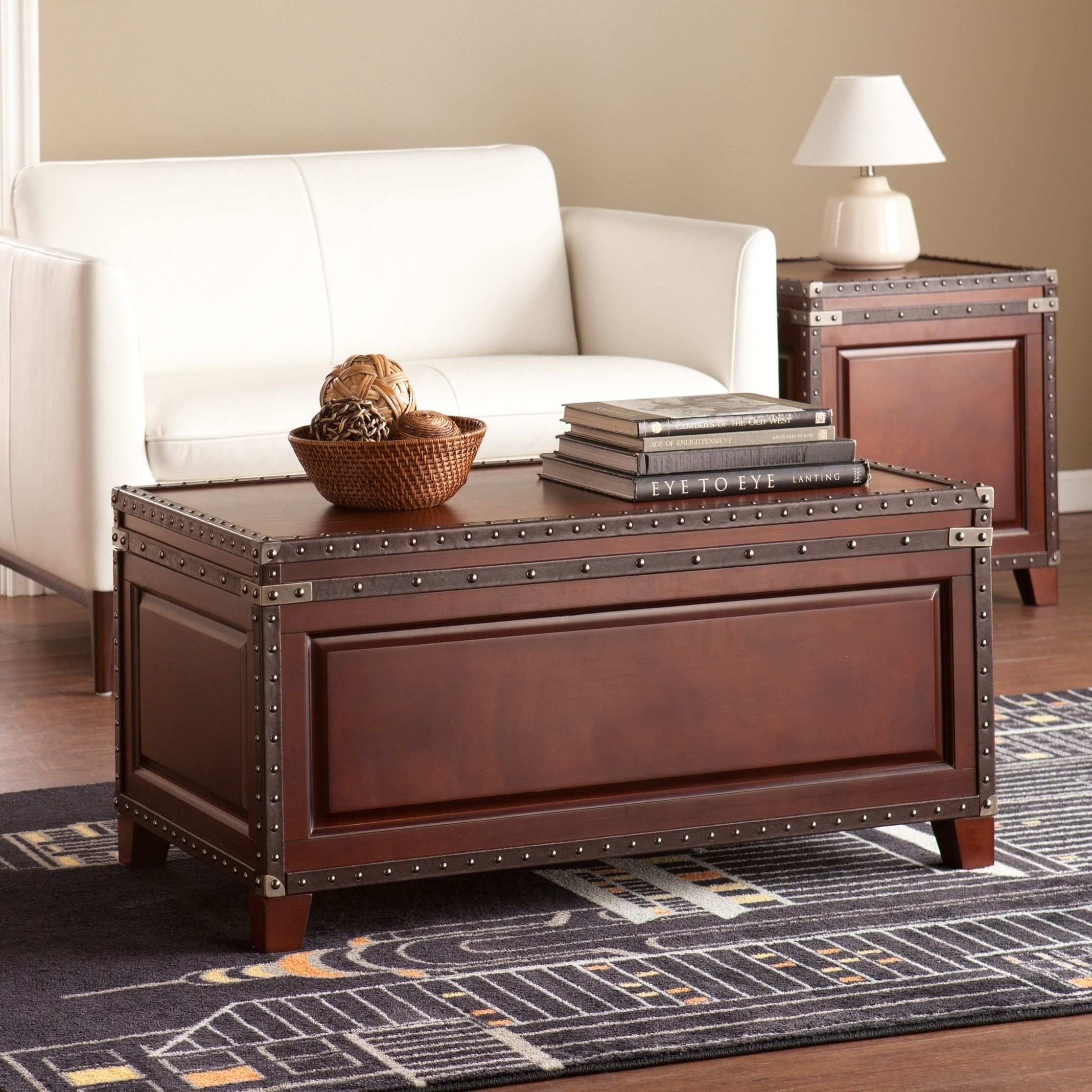 Buy Trunk Coffee Table from for everyday