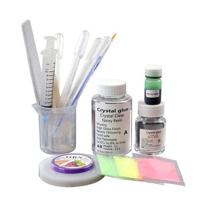 Epoxy Resin Supplies Kit | DIY | Epoxy, Resin, Diy