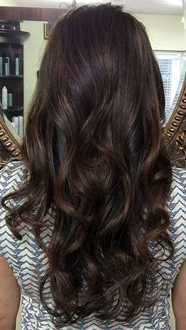 Winter Fall 2015 Hair Color Trends Guide Brown Hair Colors
