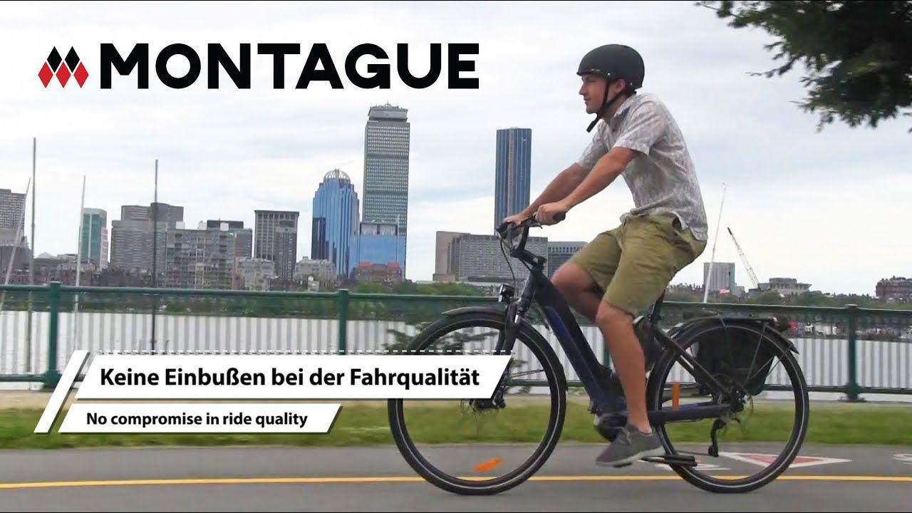 Introducing The Montague Electric M E1 Bike News Bike Design Montague