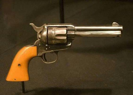 John Wayne S Colt Way Back When Pinterest Guns